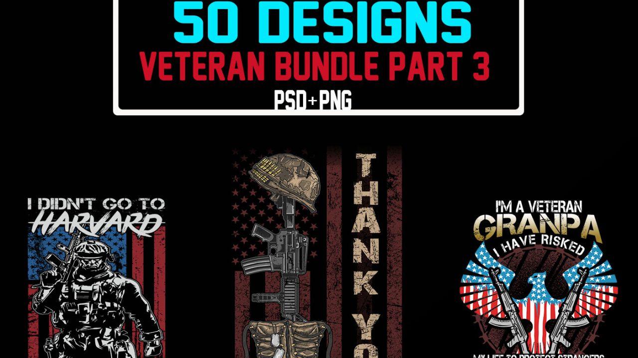veteran design bundles