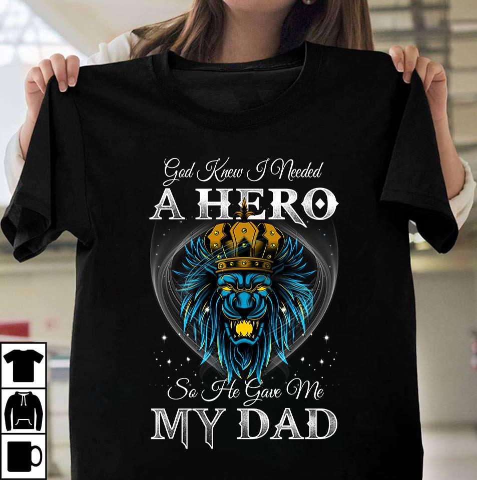 My Dad A Hero