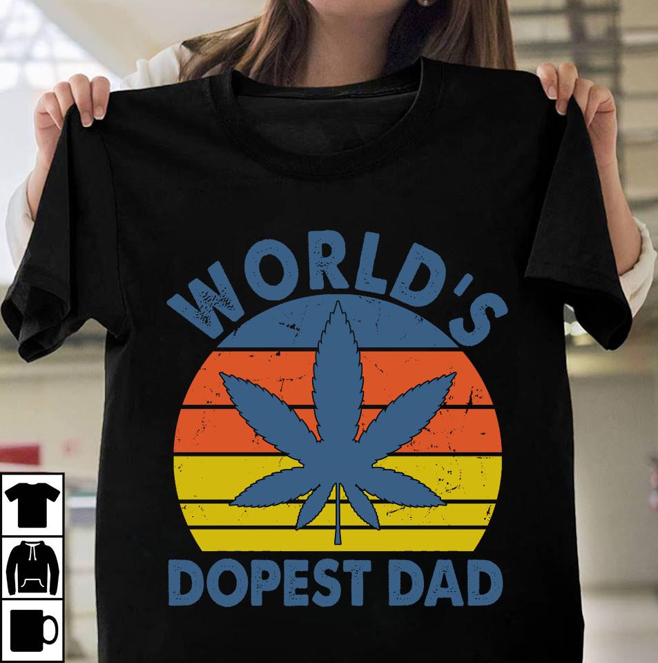 World Dopest Dad