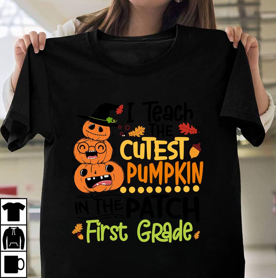 I teach the cutest pumpkin