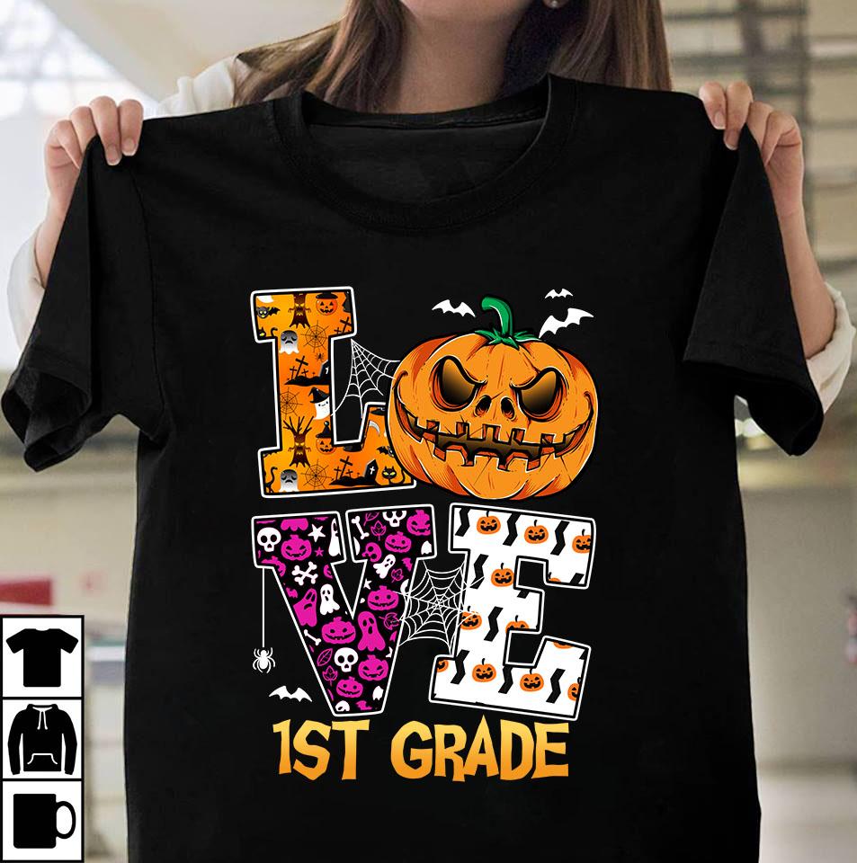 Love 1st grade