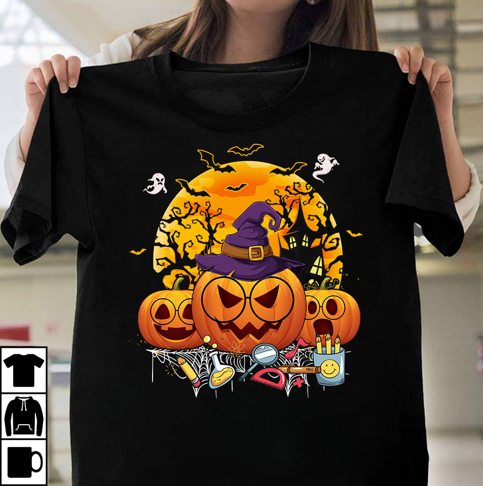Teacher Halloween