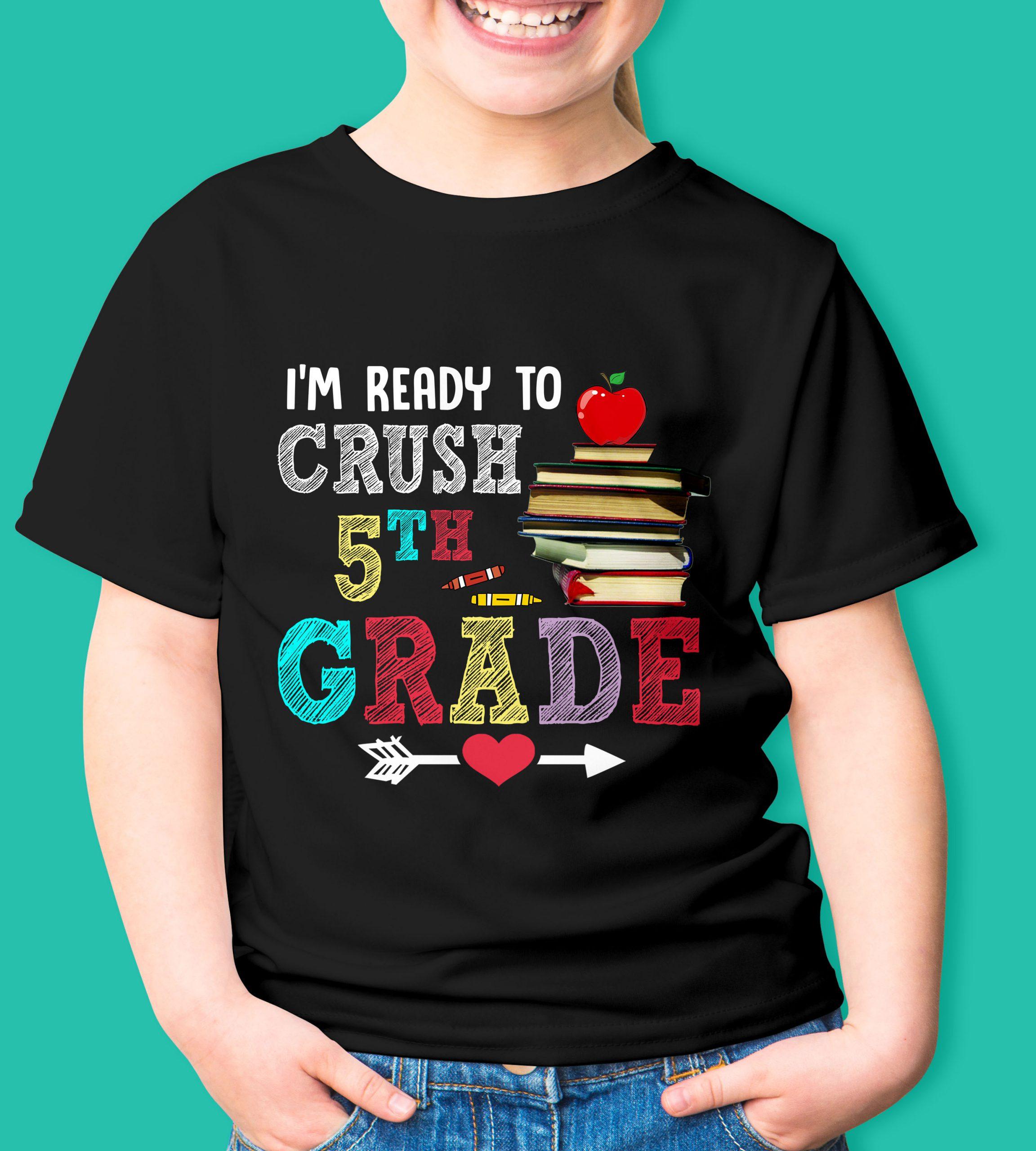 Ready to crush 5th grade