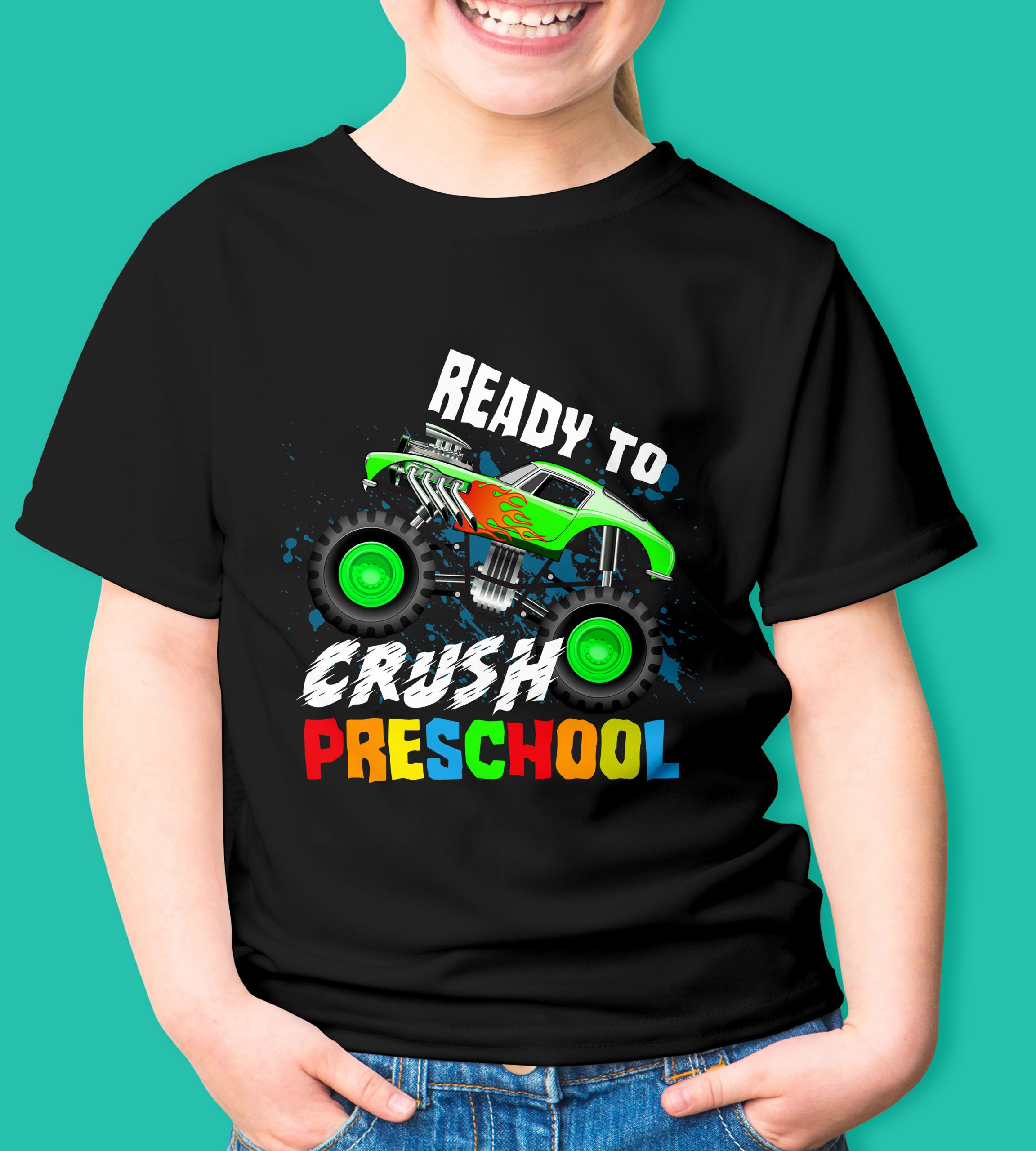 Ready to crush preschool