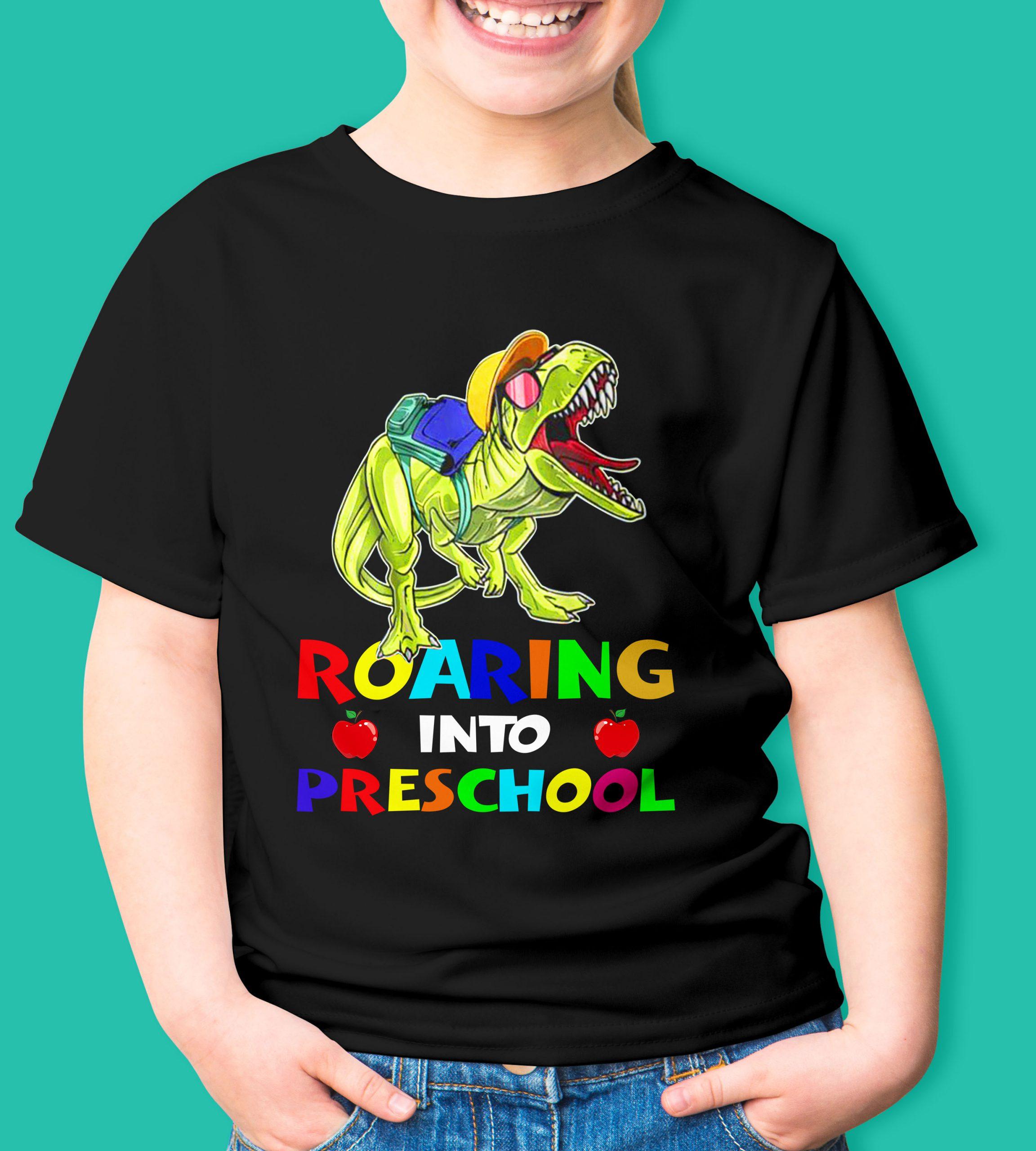 Roaring into preschool
