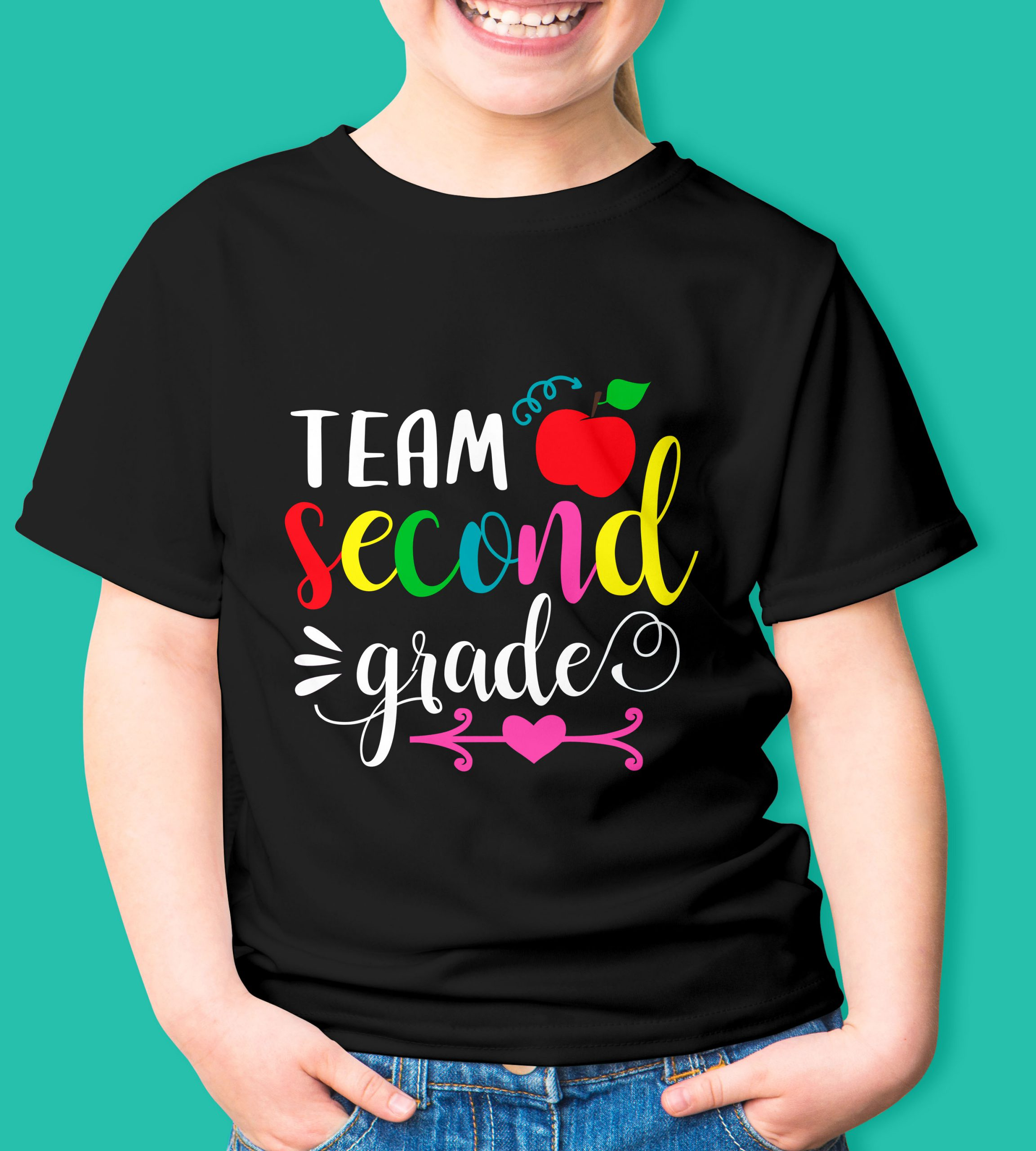 Team second grade