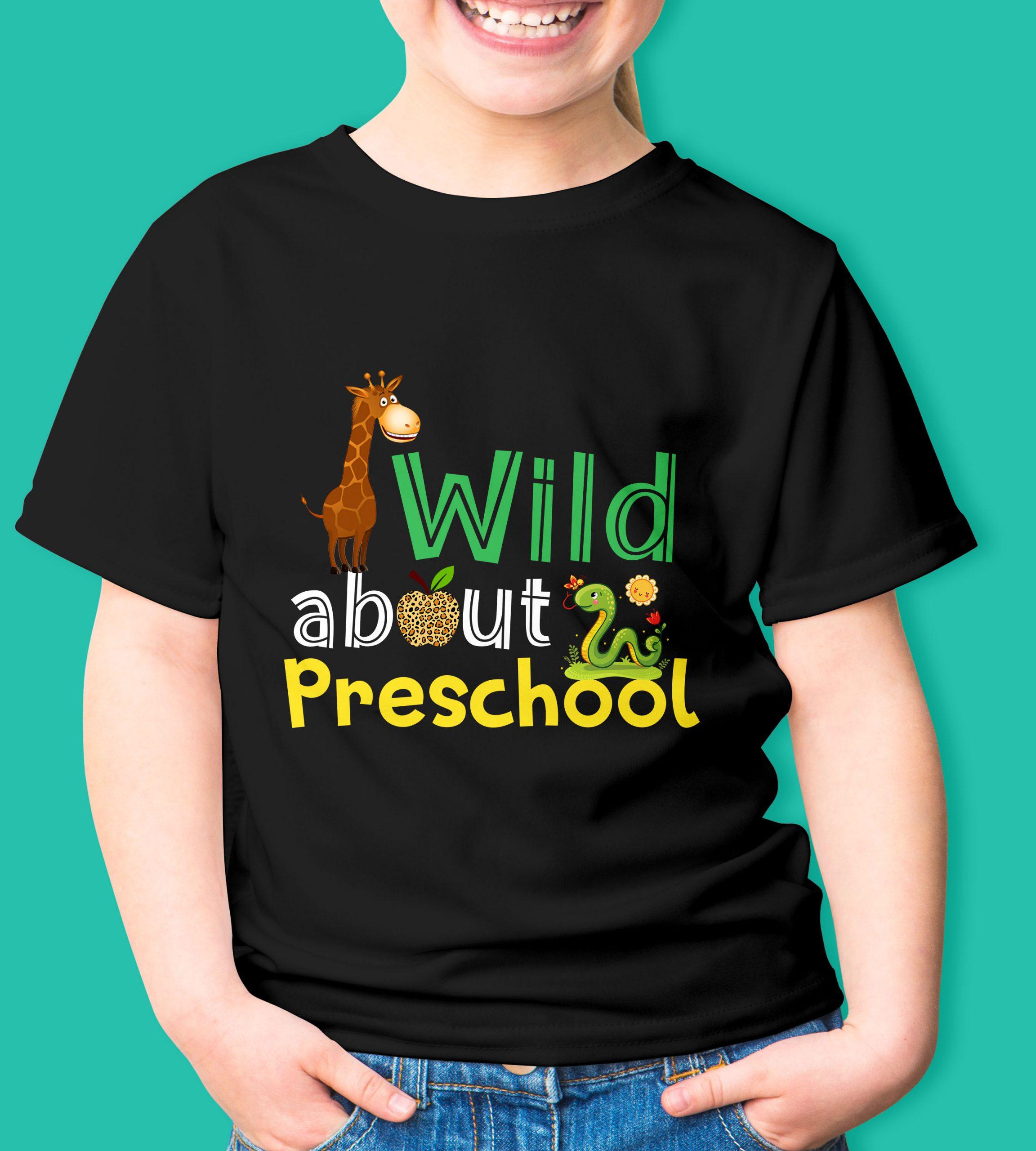 Wild about preschool