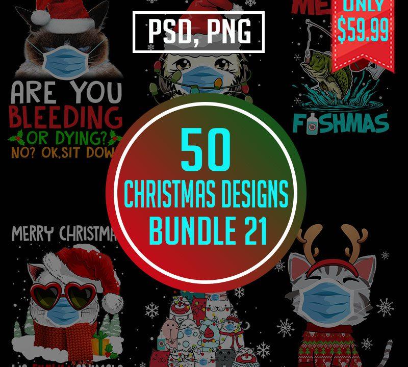 Christmas Bundle Part 21 bundle design