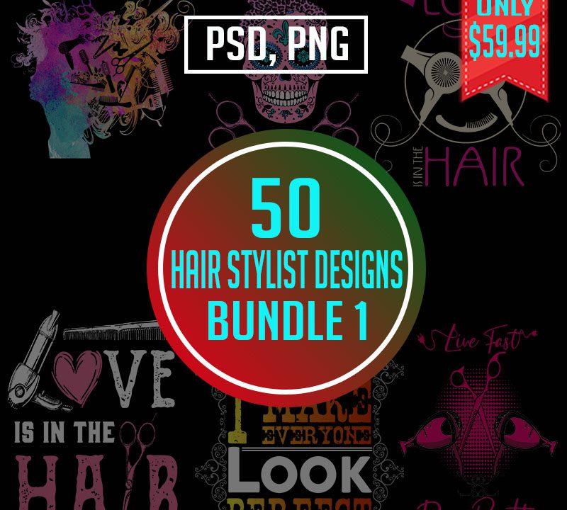 Hair Stylist Bundle design bundles