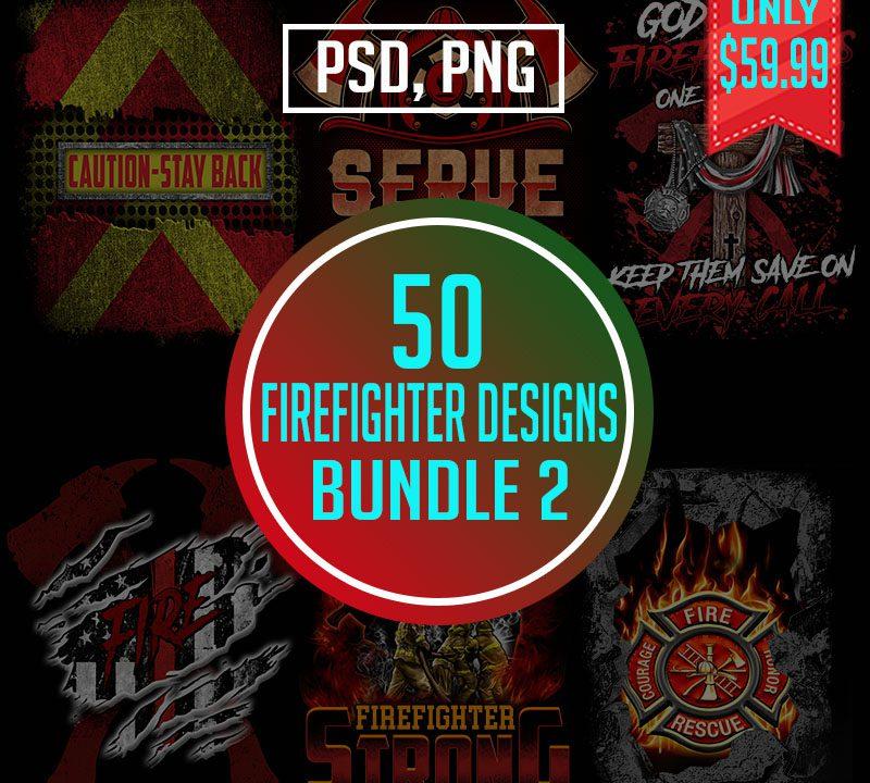 firefighter design bundle
