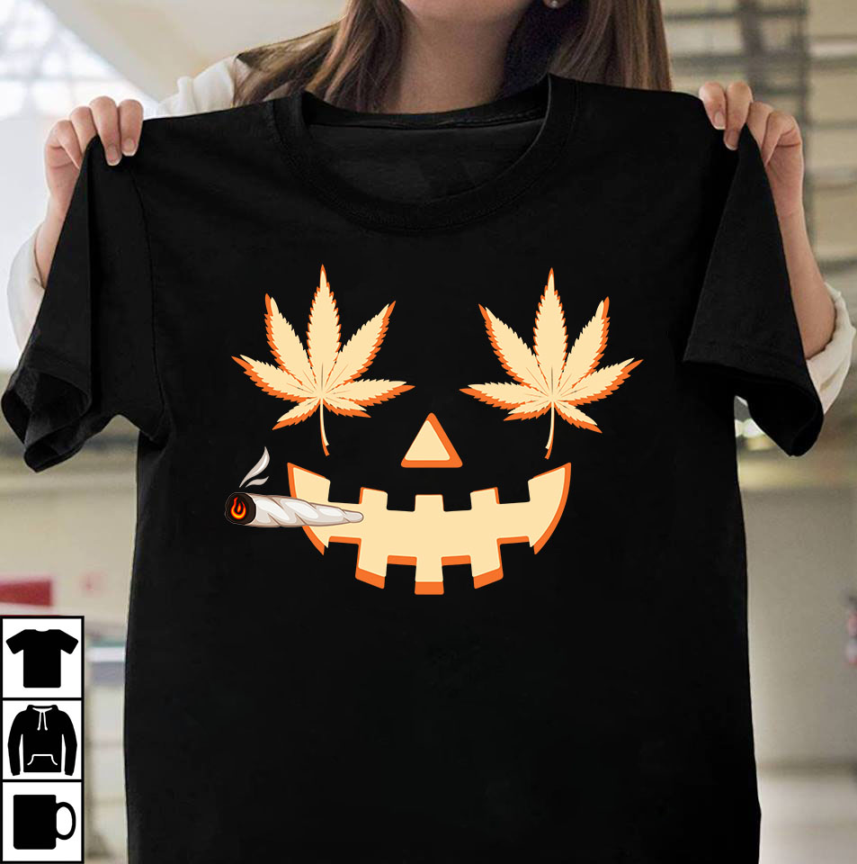 Weed Ghost Face